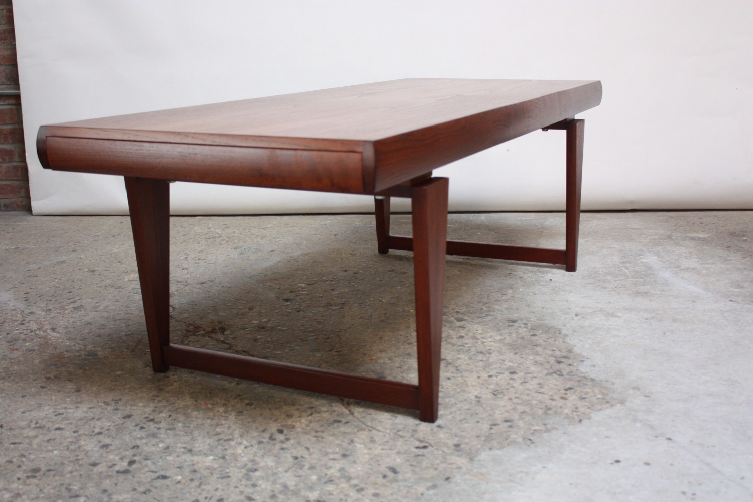 Home / Shop / Tables / Danish Modern Teak Extendable Coffee Table