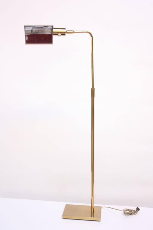 Home / Shop / Sold / Koch And Lowy Brass Pharmacy Floor Lamp