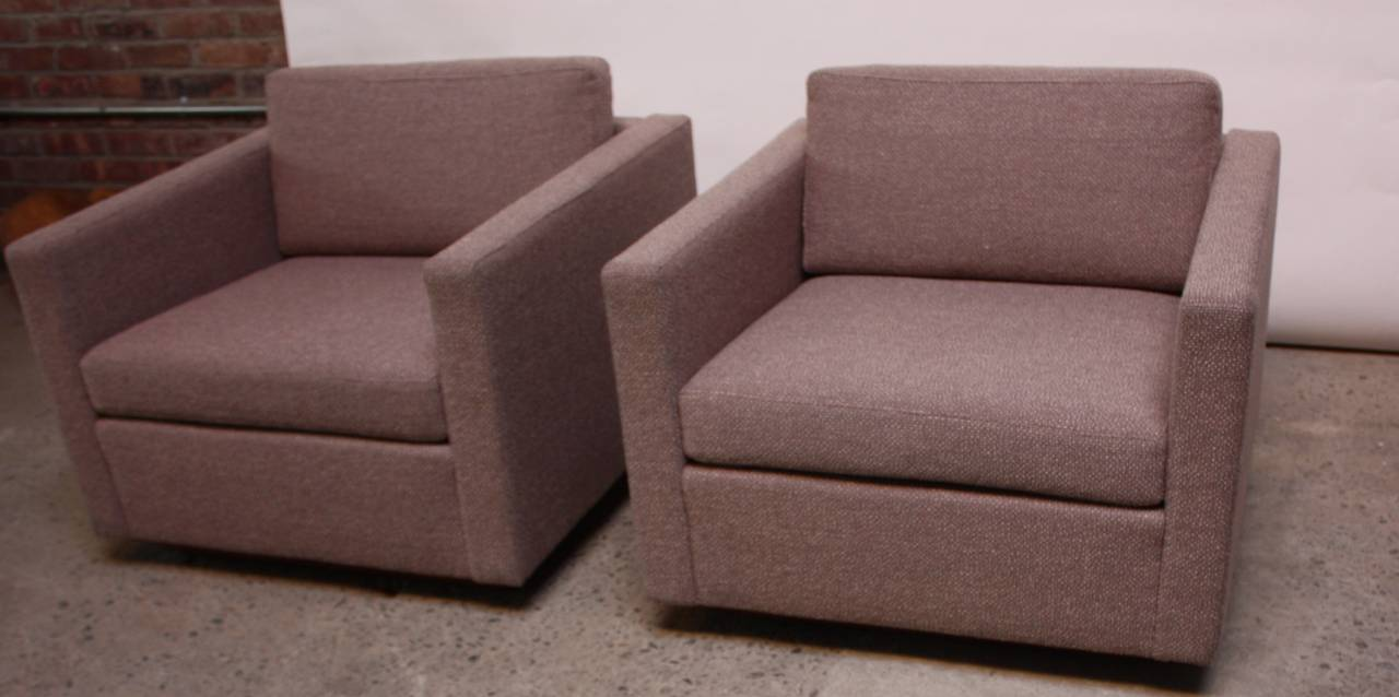 Home / Shop / Sold / Pair Of Jack Cartwright Cube Chairs